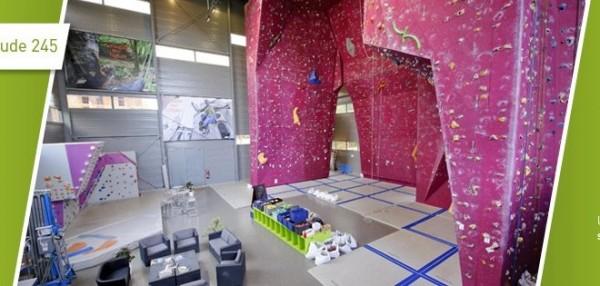 Salle d'escalade Cime Altitude 245 – Dijon