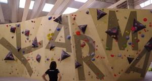 Salle d'escalade Karma – Fontainebleau