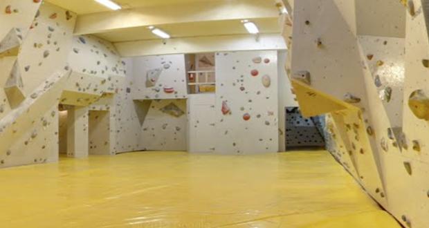 Salle d'escalade Ablok - Grenoble