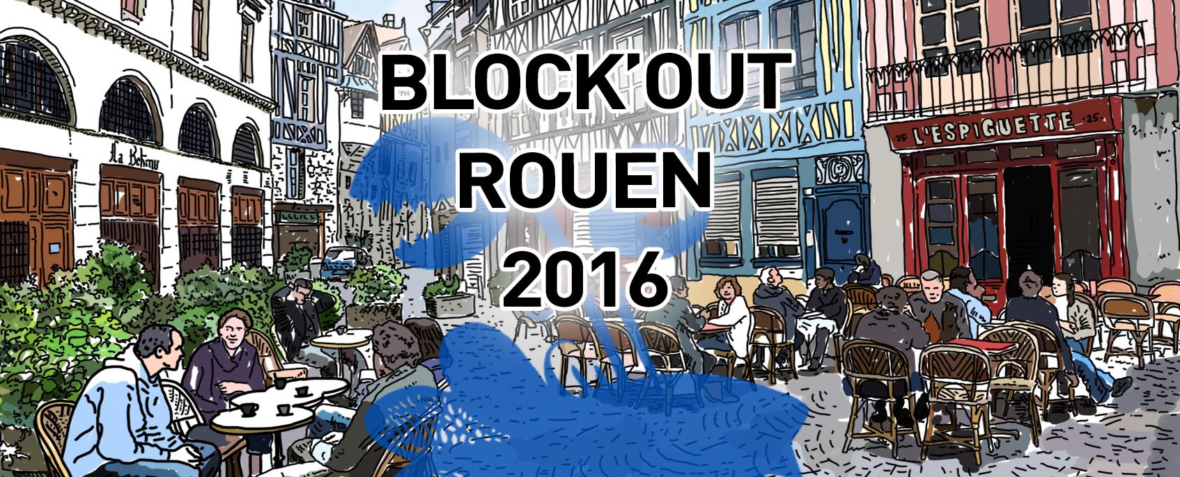 block 39 out rouen c 39 est pour 2016 planetgrimpe. Black Bedroom Furniture Sets. Home Design Ideas