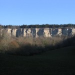 Falaise de Cormot -