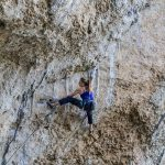 Falaise - Saint léger du ventoux -  - Par Lucie Thomas