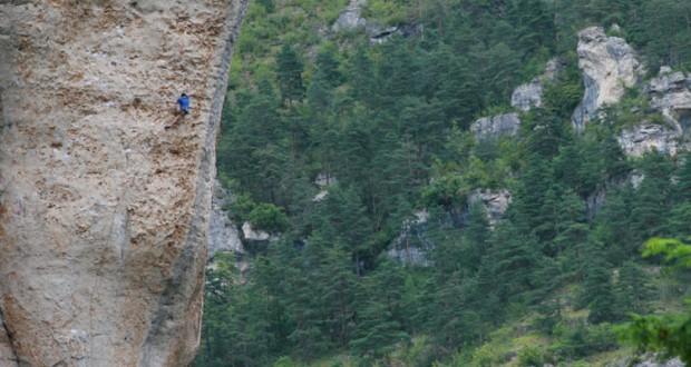 Falaise de Gorges du Tarn (Tennessee) -