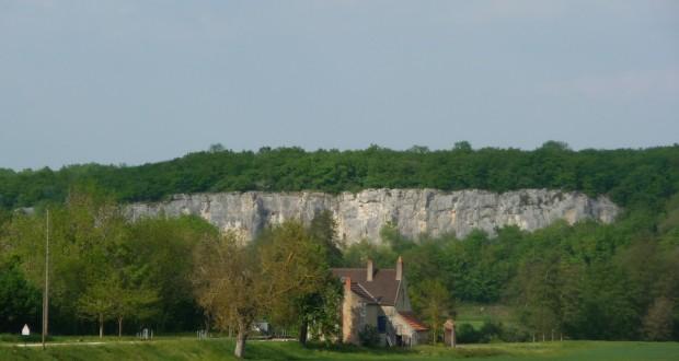 Falaise de Les rochers du Parc (Saussois) -