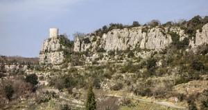 Falaise de Balazuc – Les Barasses -