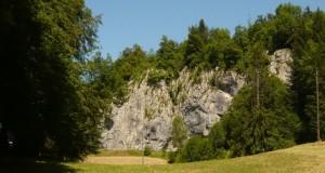 Falaise de Anthon -