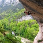 Falaise de Gorges du Tarn (L'oasif) -