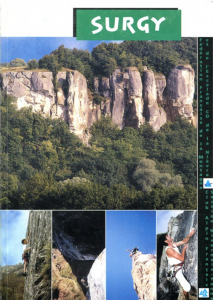 Topo falaise - Surgy -