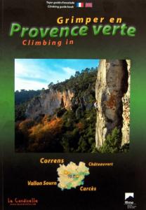 Topo falaise - Grimper en Provence verte -