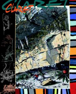 Topo falaise - Claret -