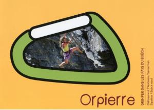 Topo falaise - Orpierre – Grimper dans les Pays du Büech -