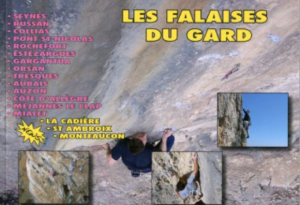 Topo falaise - Les falaises du Gard -