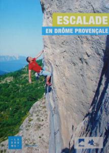 Topo falaise - Escalade en Drôme Provençale -