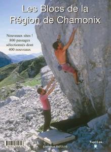 Topo falaise - Les blocs de la région de Chamonix -