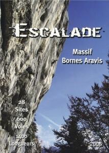 Topo falaise - Escalade – Massif Bornes Aravis -