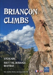 Topo falaise - Briançon Climbs -
