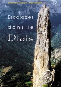 Topo falaise - Escalade dans le Diois -