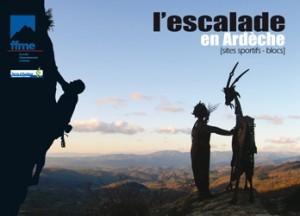 Topo falaise - L'escalade en Ardèche -