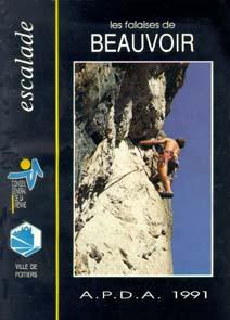Topo falaise - Les falaises de Beauvoir -