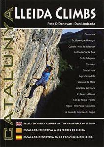 Topo falaise - Lleida Climbs -