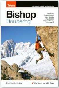 Topo falaise - Bishop Bouldering -