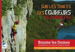 Topo falaise - Baume Les Dames -
