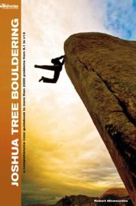 Topo falaise - Joshua Tree Bouldering -