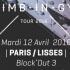 La Sportiva Climb In Gym Tour 2016 à B'O 3