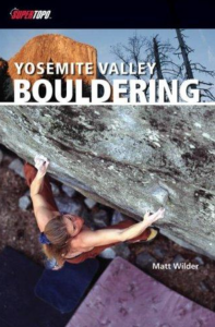 Topo falaise - Yosemite Valley Bouldering -