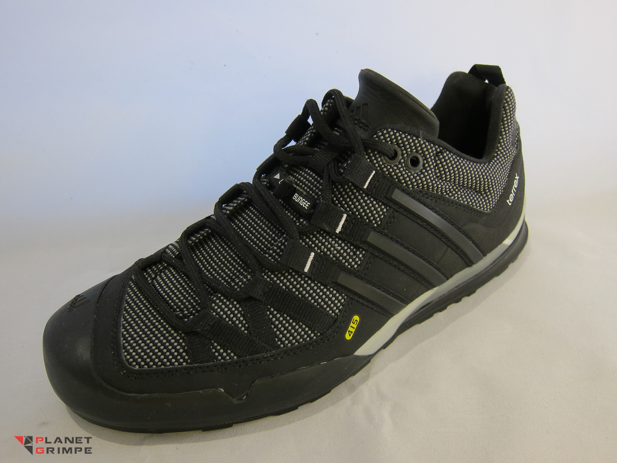 Test matos: les chaussures Adidas Scope GTX et Swift Solo