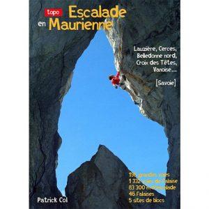 Topo falaise - Escalade en Maurienne -