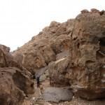 Falaise de Bishop – Happy Boulder -