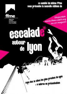 Topo falaise - Escalade autour de Lyon -