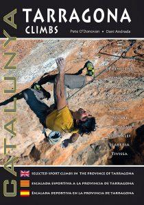 Topo falaise - Tarragona climbs -