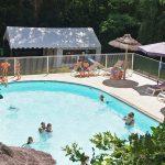 Etablissement Le Chambourlas camping -
