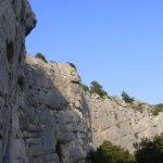 Falaise de Saint-Bauzille-de-Montmel -