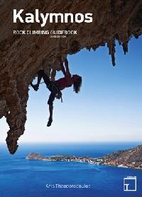 Topo falaise - Kalymnos – Rock climbing Guidebook -