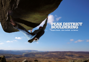 Topo falaise - Peak District Bouldering -