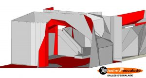 Altissimo ouvre une salle d'escalade à Metz