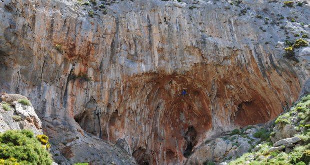 Falaise de Kalymnos – Secteur Jurassic Park -