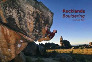 Topo falaise - Rockland Bouldering -