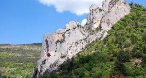Falaise de Bellecombe-Tarendol -