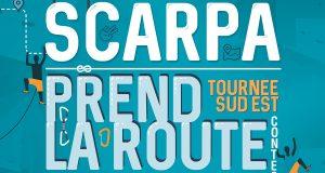 Scarpa (re)prend La Route des salles, venez tester toutes leurs nouveautés!