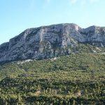 Falaise de Pic Saint Loup -