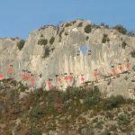 Falaise de Col du Roux -