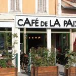 Etablissement Café de la Paix -