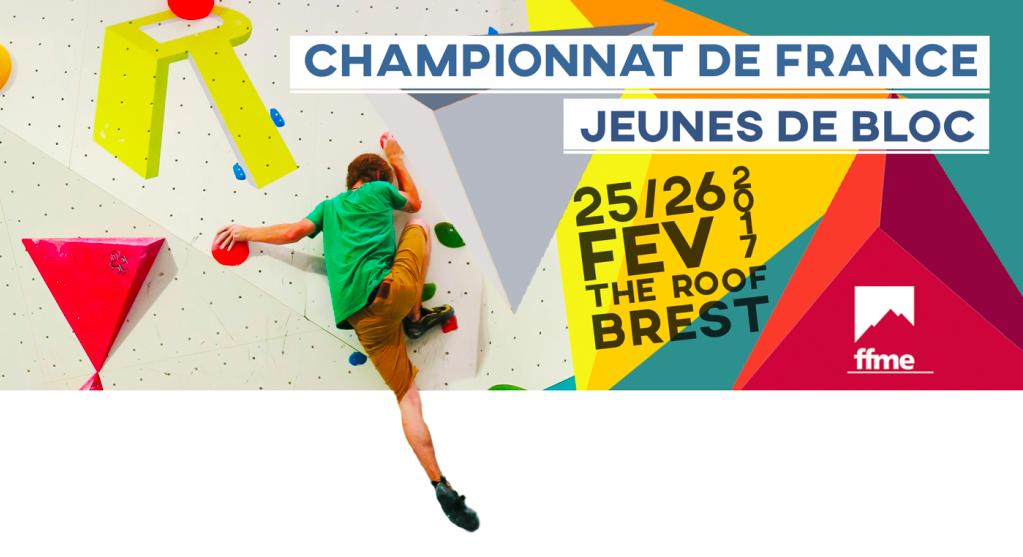 Championnats de france jeunes de bloc toutes les infos for Caillou francais piscine