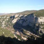 Falaise de Le Thaurac -