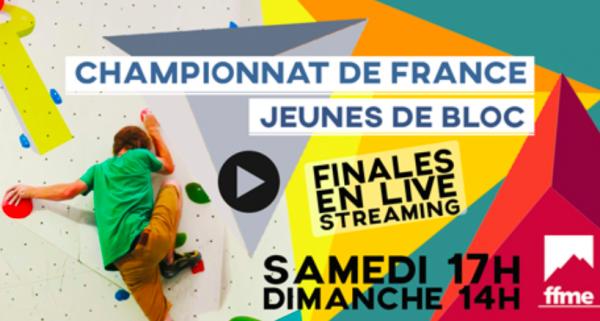 Les finales des championnats de france de bloc suivre en for Caillou francais piscine