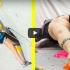 Vidéo: Quand Tibo InShape défie Mathilde Becerra, championne de France d'escalade…